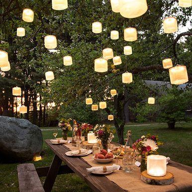 Luci Lux Inflatable Solar Lantern By Mpowerd Garten Partydekorationen Partybeleuchtung Gartenparty Hochzeit