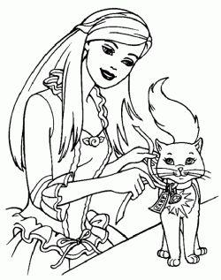 Prenses Boyama Sayfasi Boyama Sayfalari Boyama Kitaplari Ve Prenses