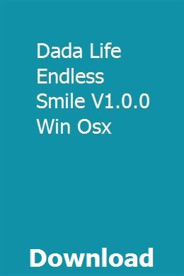 Dada Life Endless Smile V1 0 0 Win Osx download full online
