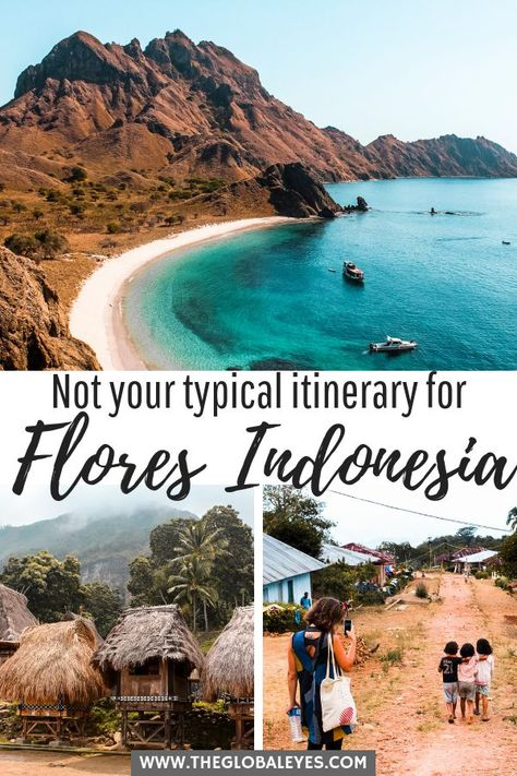 Flroes is a magnificent Indonesian island which is often overlooked. It offers a lot more than Komodo and Kelimutu so click to get your adventure itinerary now.