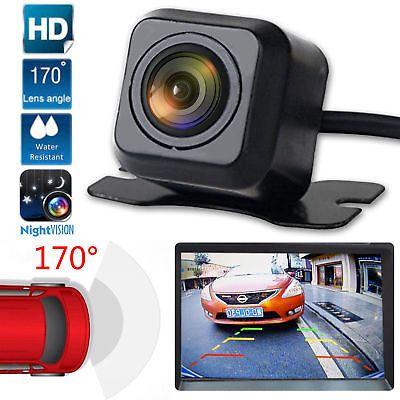 Car Rear View Backup Camera Parking Reverse Back Up Camera Waterproof Cam 170°