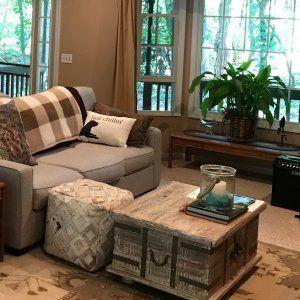 Kaplan Reclaimed Wood Lift Top Coffee Table In 2020 Reclaimed