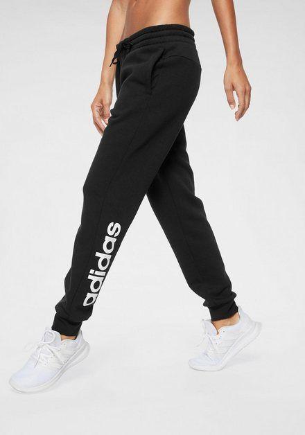 Jogginghose Women Essentials Linear Pant Jogginghose Hosen Damen Adidas Jogginghose
