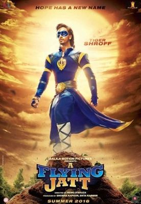 A Flying Jatt Poster Id 1520303 Indian Movies Full Movies Download Hindi Movies Online Free