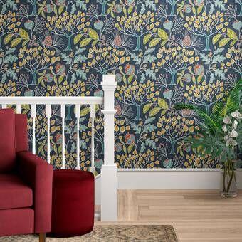 Wallpops 18 L X 20 5 W Beachwood Peel And Stick Wallpaper Roll Reviews Wayfair Peel And Stick Wallpaper Wallpaper Roll Brick Wallpaper Roll