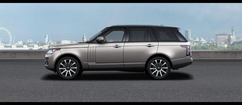 This Is My Land Rover Configure Yours Today Land Rover Range Rover Range Rover White