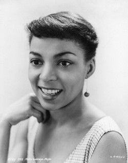 Ruby Dee, circa 1957. She turned 87 on October 27th.