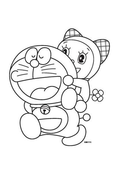 Dorami And Doraemon Coloring Pages 無料 アニメ キャラクター ぬりえ 塗り絵 テンプレート まとめ Naver まとめ Cartoon Coloring Pages Coloring Books Coloring Pages For Boys