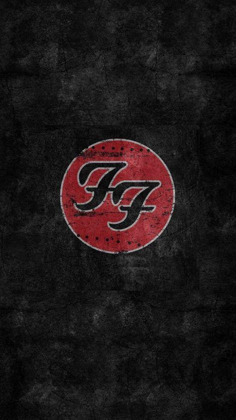 HD Wallpaper Foo Fighters Logo resolution 1080x1920