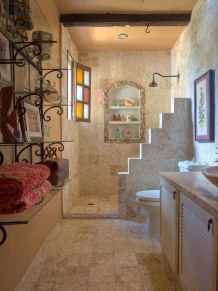 Spanish Style Homes For In 2020 Spanish Style Bathrooms Spanish Style Homes Bathroom Styling