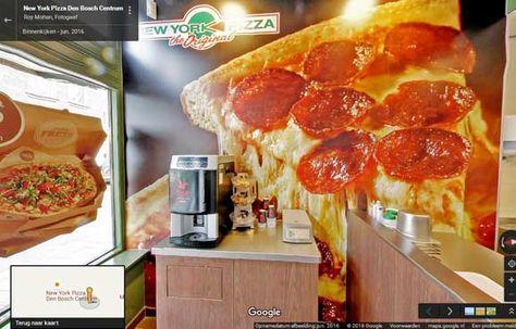 New York Pizza Den Bosch Hertoenbosch Fotogaaf Google Trusted
