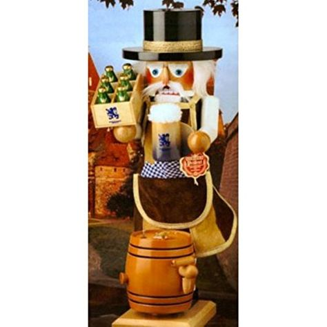 Steinbach Brew Master Musical German Nutcracker >>> Continue to the product at the image link.