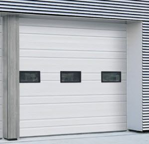 Best Way To Make Shed Roll Up Door Roll Up Garage Door Garage Door Design Commercial Garage Doors