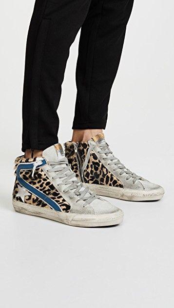 Golden Goose Slide Sneakers   Sneakers