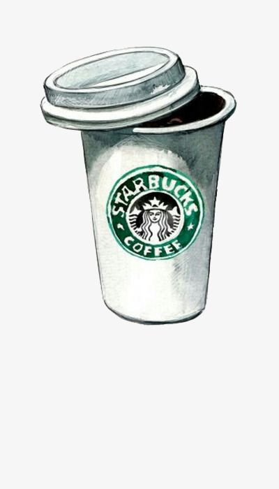 Starbucks Cartoon Cup Starbucks Wallpaper Starbucks Cup Drawing Starbucks Drawing