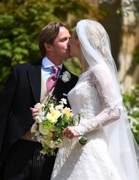 Lady Gabriella Windsor Photos Photos The Wedding Of Lady Gabriella Windsor And Mr Thomas Kingston Wedding Hairstyles With Veil Wedding Hair Half Future Bride