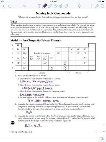 Ionic Nomenclature Worksheet Graphing Linear Equations Word Problem Worksheets Worksheets