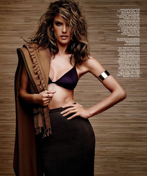 Alessandra Ambrosio covers InStyle Russia October 2018 by