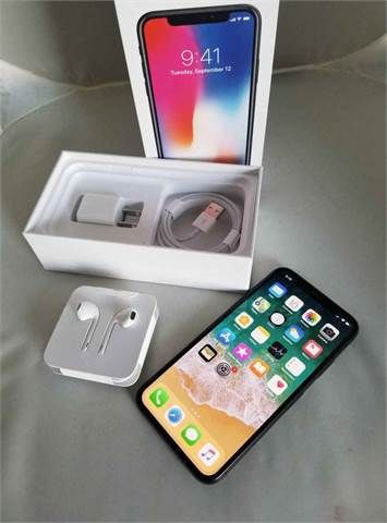 T Mobile Iphone X 64 Gb Space Gray See More Phones On
