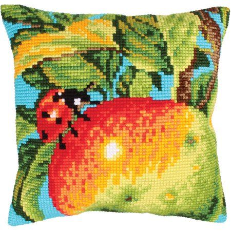 Garriguette CD5130 Collection D/'Art Cross Stitch Cushion Kit