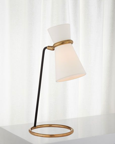 Aerin Clarkson Table Lamp Table Lamp Lamp Metal Table Lamps
