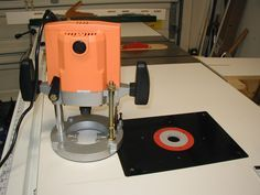 Router lift shop projects pinterest router lift woodworking though the real solution for a router table involves a lift kit theres little point greentooth Choice Image