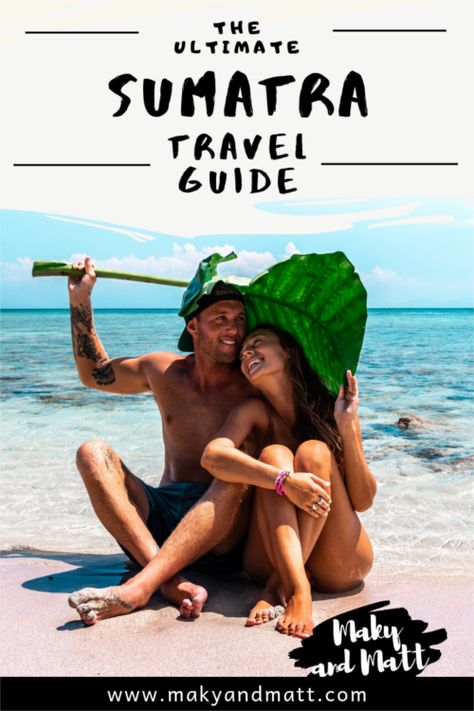 The Ultimate 3 weeks itinerary for travelling Sumatra. In this travel guide we share our experiences tips and tricks we learnt along the way to help you you best plan your next unforgettable adventure in the beautiful Sumatra. #Indonesia #beaches #travel #tips #tricks #hacks #travel #travelmore #backpacking #explore #coconuts #paradise