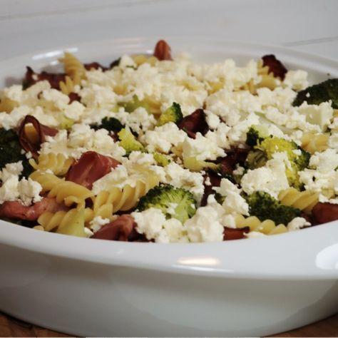 Pastagratang Med Broccoli Och Fetaost Kvallsmat Recept Nyttig Mat Matratt