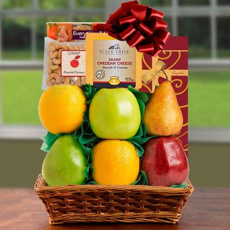 Splendid sugar free fresh fruit gift basket fruit gift baskets negle Image collections