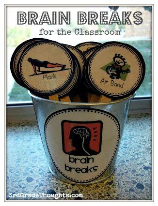 556 Best Brain Breaks images in 2019 | Classroom setup