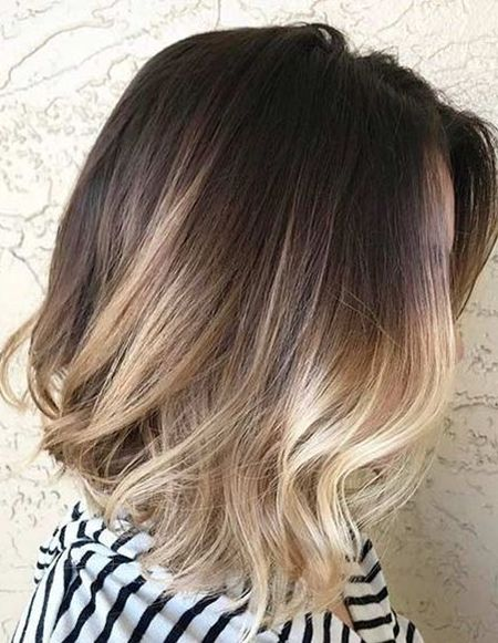 20 Hottest Ombre Hairstyles 2018 Trendy Ombre Hair Color Ideas Knowledge Regarding Hairstyles Fashion Short Hair Balayage Short Ombre Hair Balayage Hair Blonde Short