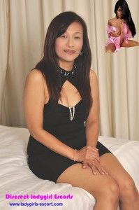 Mature chinese escort