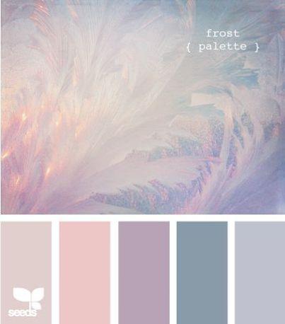 Pastel Color Palettes On Pinterest Color Inspiration Color