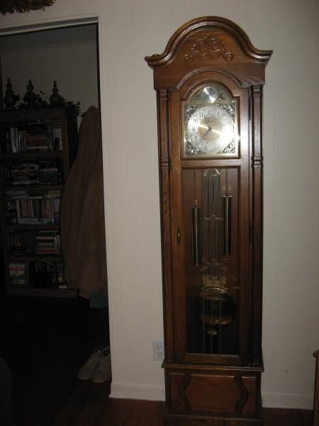 Moving A Grandfather Clock How To Move A Grandfather Clock Grandfather Clock Clock Howard Miller