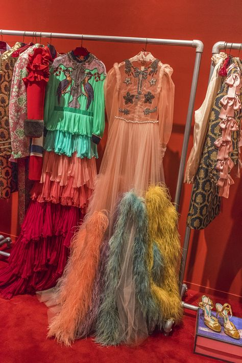 Alessandro Michele at the helm of Gucci is a glorious assault on the senses, and a necessary assault on the industry in the most natural, evolutionary manner.
