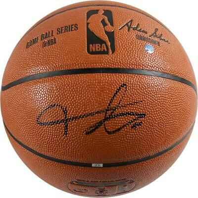 Frank Ntilikina New York Knicks Signed Spalding Indoor/Outdoor Basketball #sportsmemorabilia #autograph #basketball