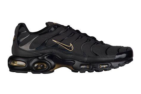 Nike Air Max Plus (BlackGold) Sneaker Freaker