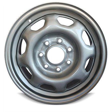Road Ready 17 Steel Wheel Rim For 10 14 Ford F150 17x7 5 Inch Silver 7 Lug Walmart Com Steel Wheels Wheel Rims Ford F150