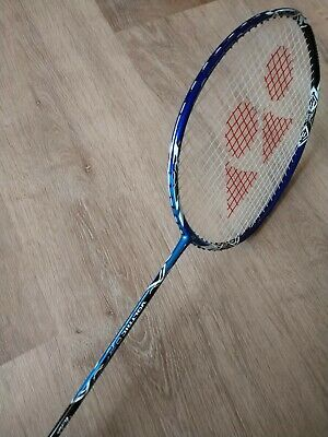 Yonex Voltric 0f Isometric Graphite Badminton Racket W Trivoltage Tfa Tech In 2020 Badminton Racket Rackets Yonex