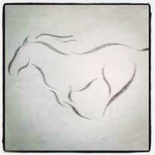 Tattoo ideas on pinterest horse tattoos runes and pegasus for Wild horse tattoo