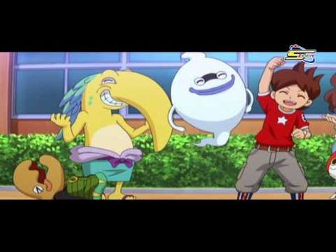Yo Kai Watch Ep 21 Spacetoon يو كاي واتش الحلقة 21 سبيس تون Youtube Family Guy Character Fictional Characters