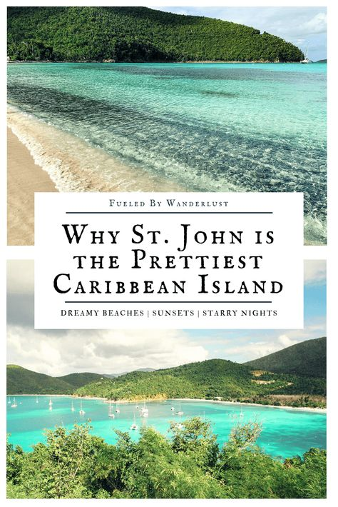 Here is why you should pick St. John in the U. Virgin Islands as your next tra… Here is why you should pick St. John in the U. Virgin Islands as your next travel destination. See why St. John USVI is the most beautiful island in the Caribbean! Caribbean Vacations, Dream Vacations, Vacation Spots, Best August Vacations, Best Caribbean Destinations, Honeymoon Spots, Mexico Vacation, Beach Vacations, Romantic Vacations