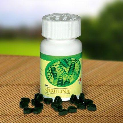 Spirulina Dxn Espirulina Alga Espirulina Beneficios Y