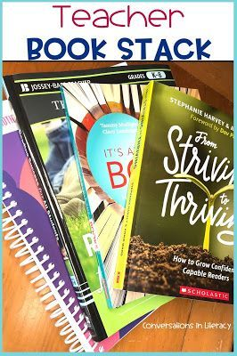 Top 4 Must Read Books for Teachers
