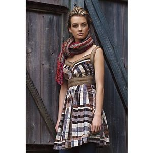 3d92817b6025 Anthropologie Dresses & Skirts - Tracy Reese Crop Pattern Dress ...