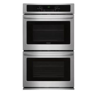 Frigidaire Ffet3026ts Stainless Steel 30 Inch Wide 9 2 Cu Ft Double Electric Oven Wall Oven Electric Wall Oven Double Electric Wall Oven