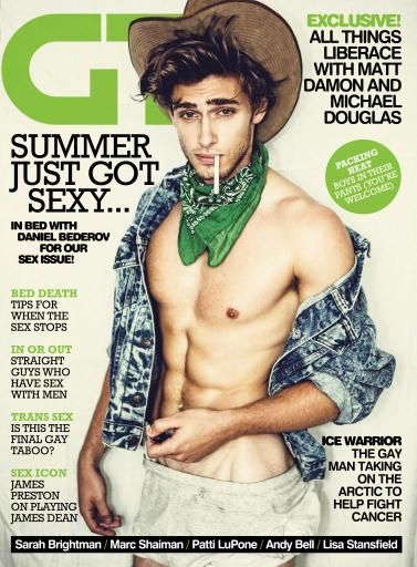 Gay Times - Summer 13
