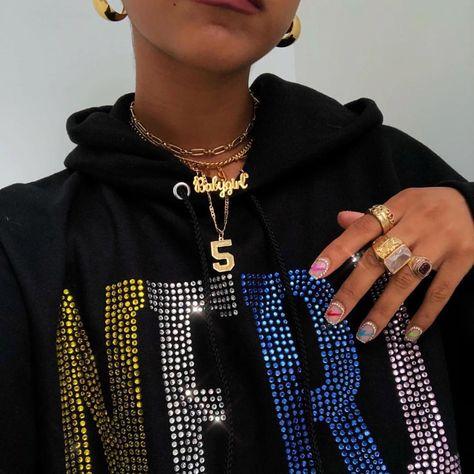 Babe @wuzg00d wearing the #vidakush Babygirl choker ❤️