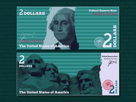 Novelty Dollar Delaware The First State 1787 Dollar Bills X 4 DE