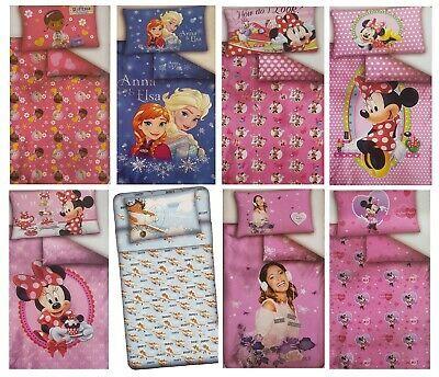 Copripiumino Parure 2 Pezzi Sacco Federa Disney Singolo 1 Piazza 100 Cotone Kids Room Ebay Kids